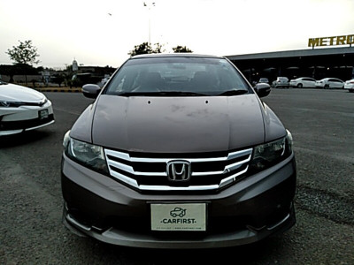 Honda City 1.5 i-VTEC Aspire 2015