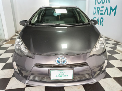 Toyota Aqua 1.5 G Soft Leather 2014