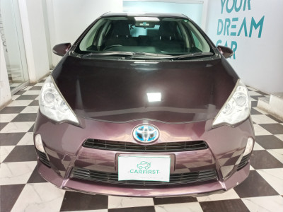 Toyota Aqua 1.5 S Push Start 2014