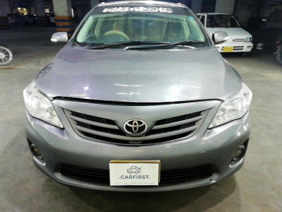 Toyota Corolla 1.3 GLI - Limited Edition - Old Shape 2014