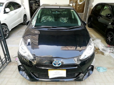 Toyota Aqua 1.5 S Led Package 2016